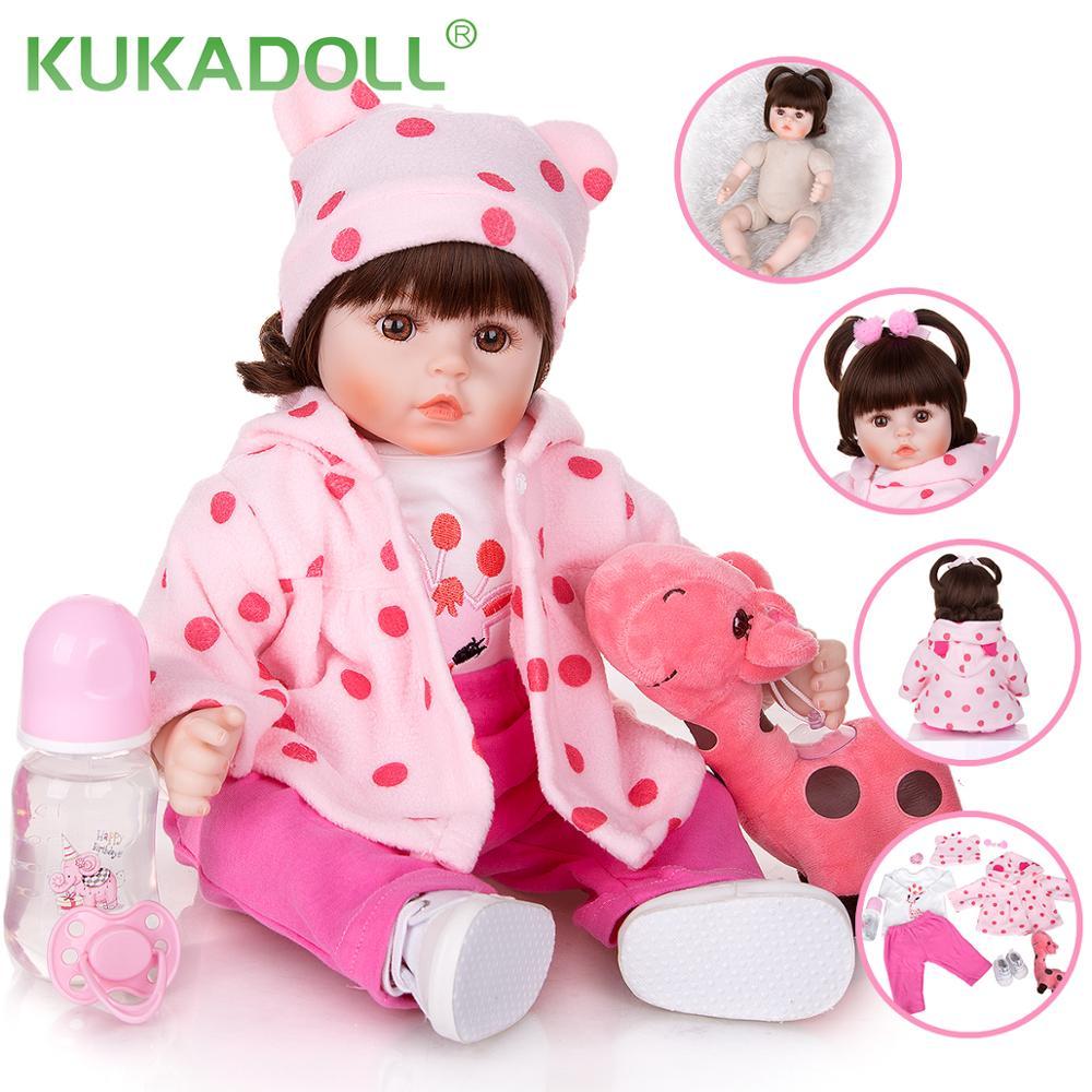 kukadoll-18-inch-48-cm-new-cloth-body-baby-dolls-girl-lovely-stuffed-bebe-reborn-doll-toys-for-kids-birthday-xmas-present-toy