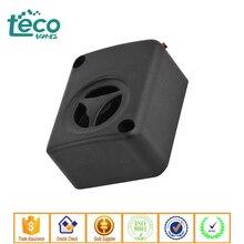 Mini alarme pour moto 1 pièce/lot   Sirène Piezo filaire Rohs 12V noir 46.5x39x23.5mm