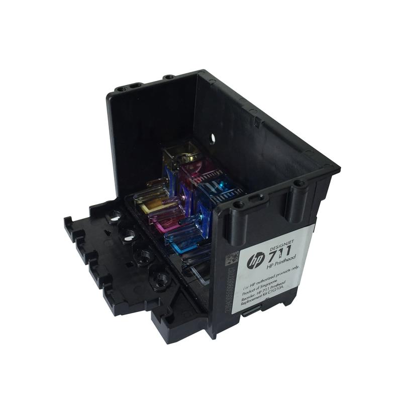 Cabezal de impresión Original restaurado para impresora HP 711 HP 711, Compatible con impresoras HP Designjet T120 T520 de alta calidad