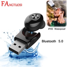 FANGTUOSI TWS XG12 Wireless Bluetooth Kopfhörer Stereo Musik Headset USB Freisprechen anruf Ohrhörer Kopfhörer Mit Mic Für IOS Android