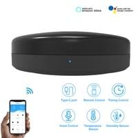 Hub de controle IR Blaster  Tuya  Google Assistant  Alexa  WiFi universel  maison connectee