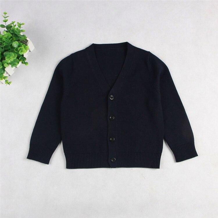 2020 otoño invierno Niña Cardigan suéter niños bebé conjuntos de ropa para niños Casual moda tejer niñas chaqueta niños abrigo 1-8Y