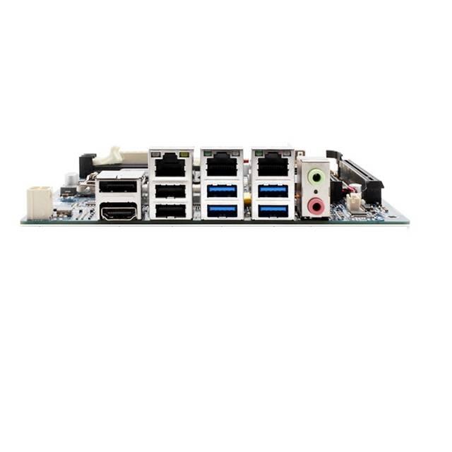 Socket H81 Motherboard Ddr3 Gigabit Network Card M. 2 Interface