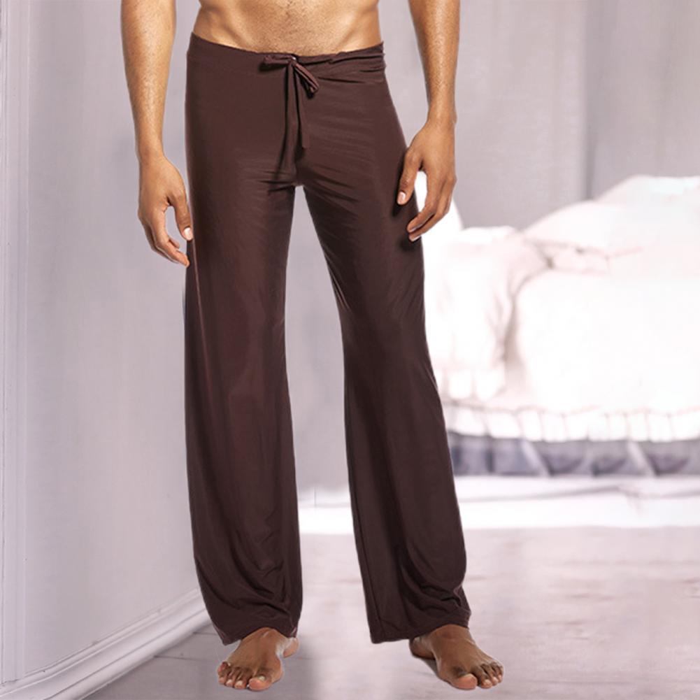 75% 25 +Горячие Распродажа% 21% 21% 21Пижама Брюки Кулиска Заниженная талия Дизайн Повседневный Сексуальный Длинный Сон Одежда Брюки для Отдыха Активного отдыха