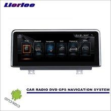 Liorlee pour BMW série 2 F22/F45 MPV 2013-2016 autoradio Audio lecteur vidéo GPS Navigation écran HD système multimédia Android