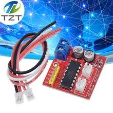 TZT 2,5 EINE Dual brücke gebürstet DC motor Drive Controller Board Modul für Arduino smart car robot Niedrigen power verbrauch MX1919