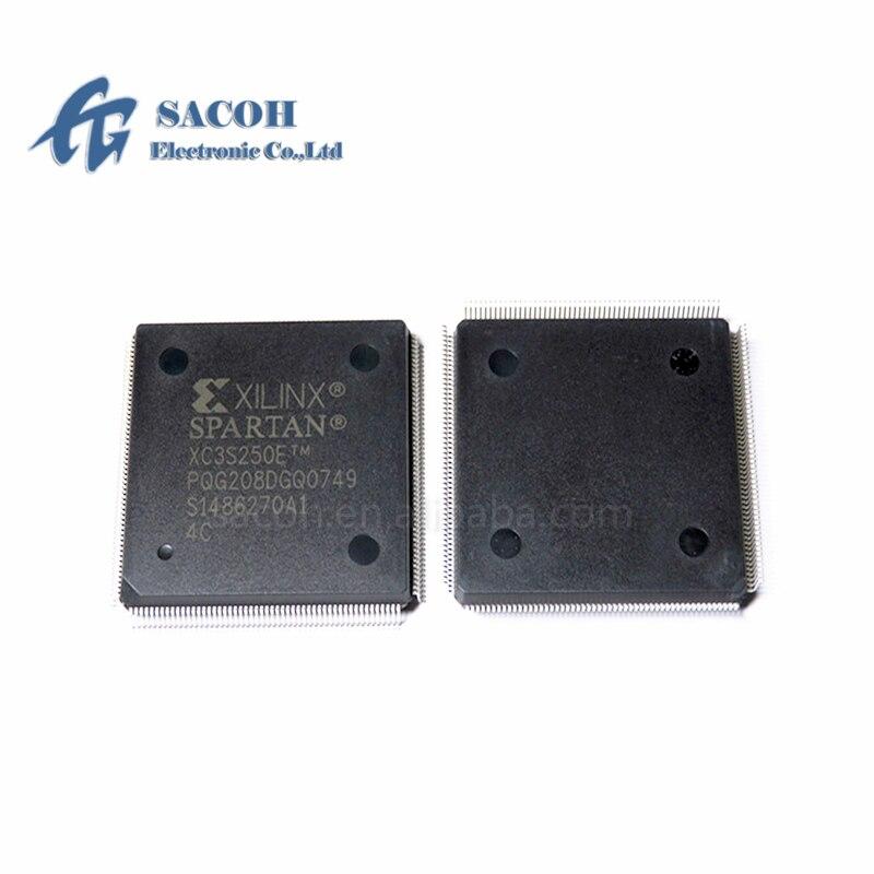 1 шт./лот новая фотолампа или фотолампа XC3S250E-4PQG208C XC3S