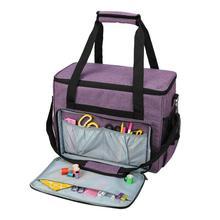 Oxford tissu couture artisanat Machine sac de rangement grande capacité outils de couture sac à main outils de couture housse anti-poussière accessoires
