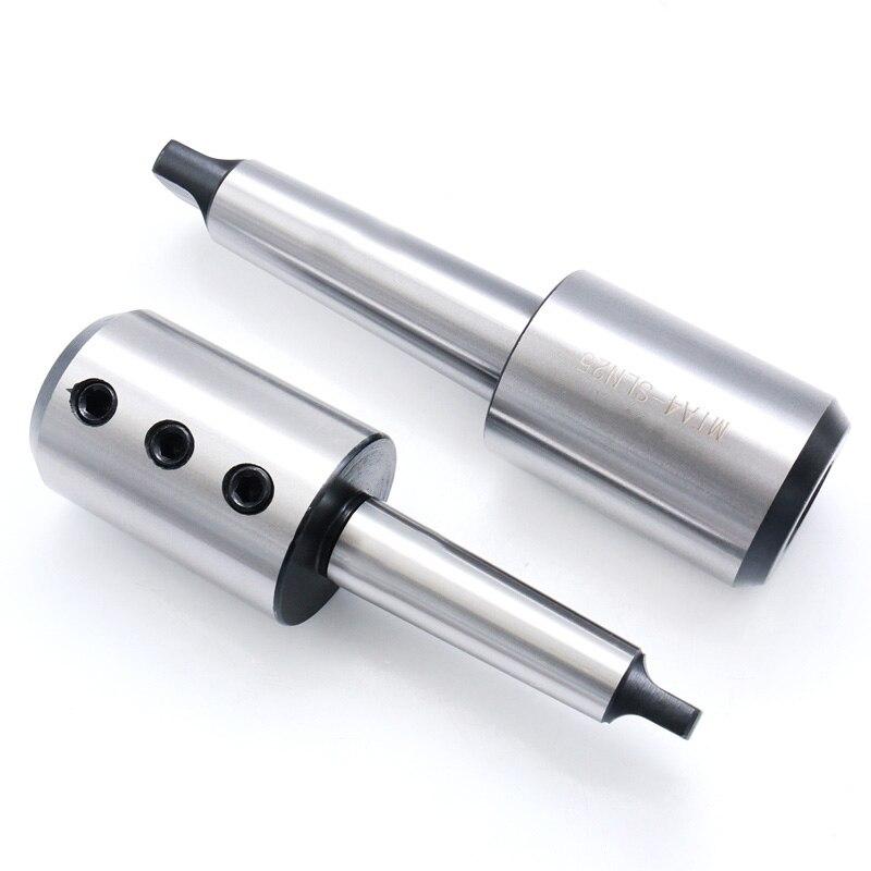 Torno Mohs bloqueo lateral fijo U herramienta de perforación mango MT3 MTA4/MTA5-SLN25/32/40 máquina de perforación rápida mango de herramienta de perforación en aerosol