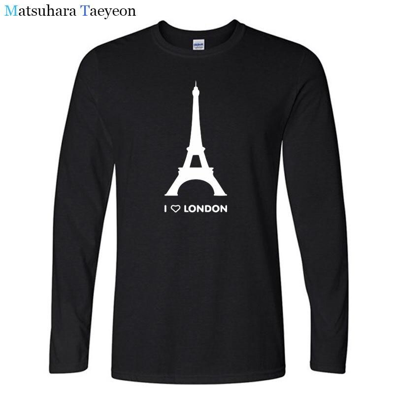 Camiseta I Love London para mujer, Camiseta de manga larga divertida de...