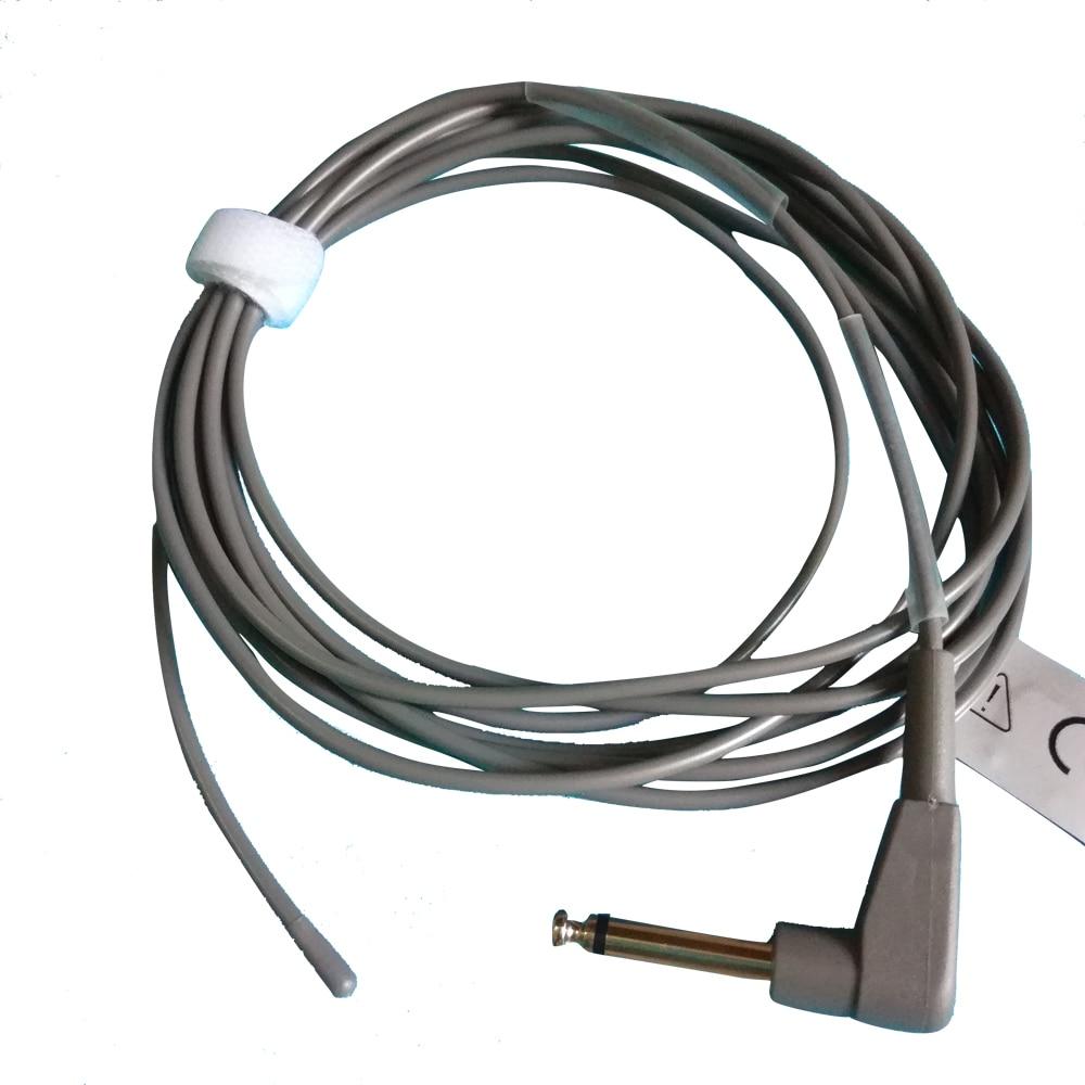 YSI400 Series 2,25 K adulto pediátrico Rectal esofágico Monitor de superficie de la piel sonda de temperatura
