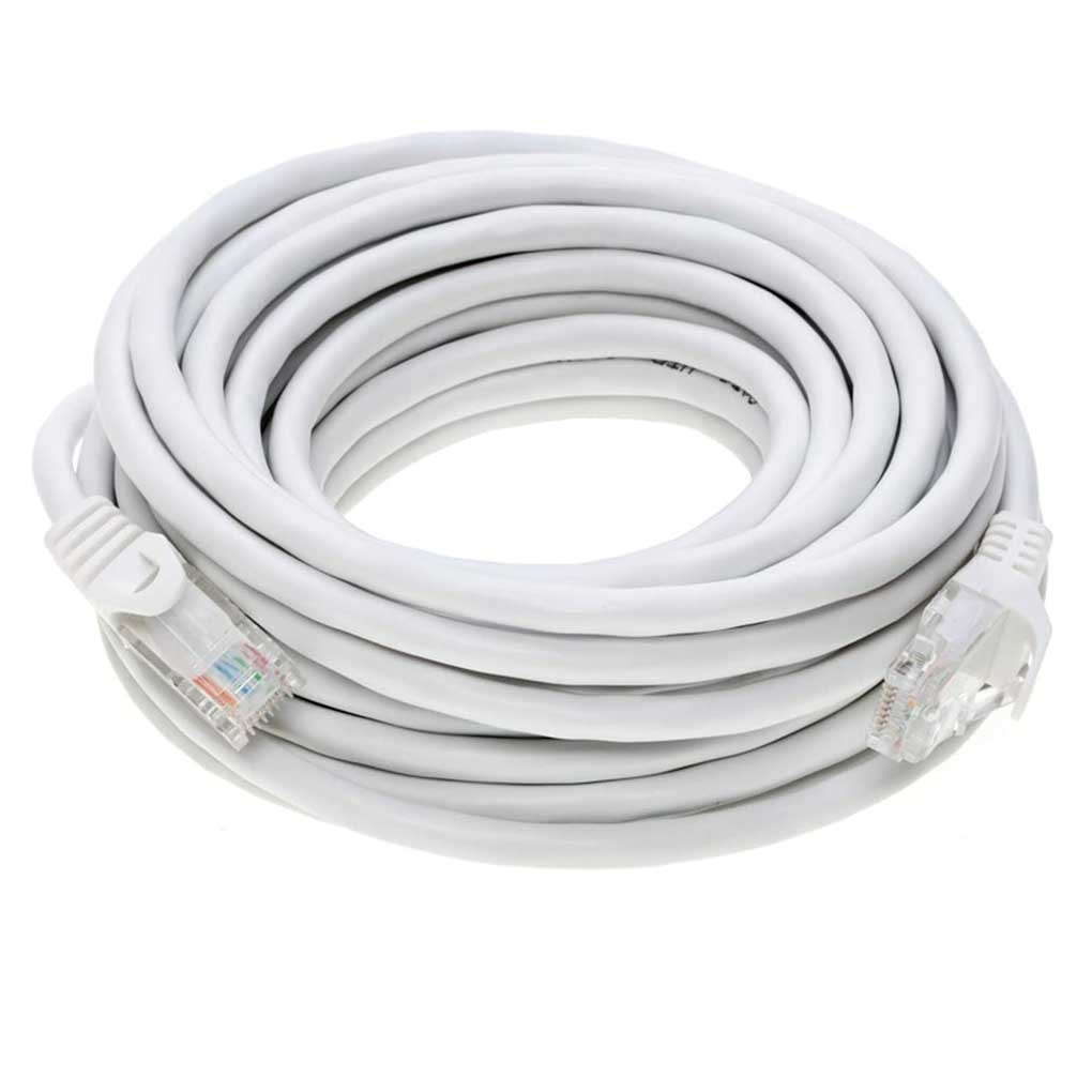 Cable de red CAT6 de 1/2/3/5/10/50m, banda ancha de 550Mhz, Internet LAN...