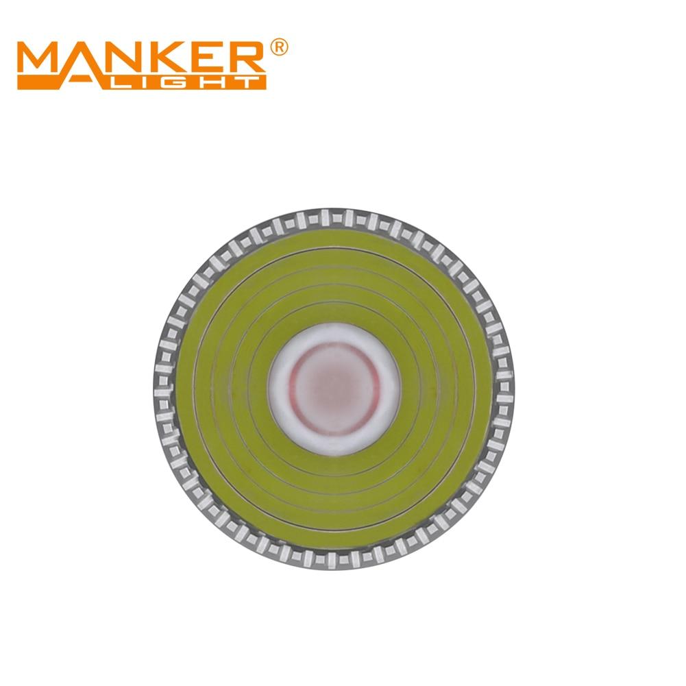 Manker U22 III 5000 Lumens Powerful Flashlight Throw USB-C Rechargeable Long Range Flashlight with 4200mAh 21700 Battery enlarge