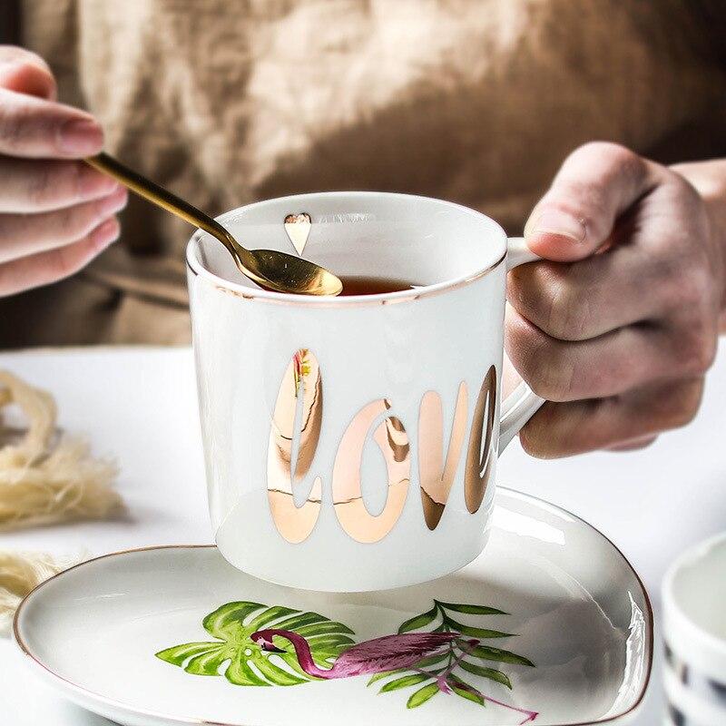 Taza creativa europea de cerámica Phnom Penh, taza de café, leche, café, oficina, de Viaje Taza, tazas y tazas simples de agua para el hogar