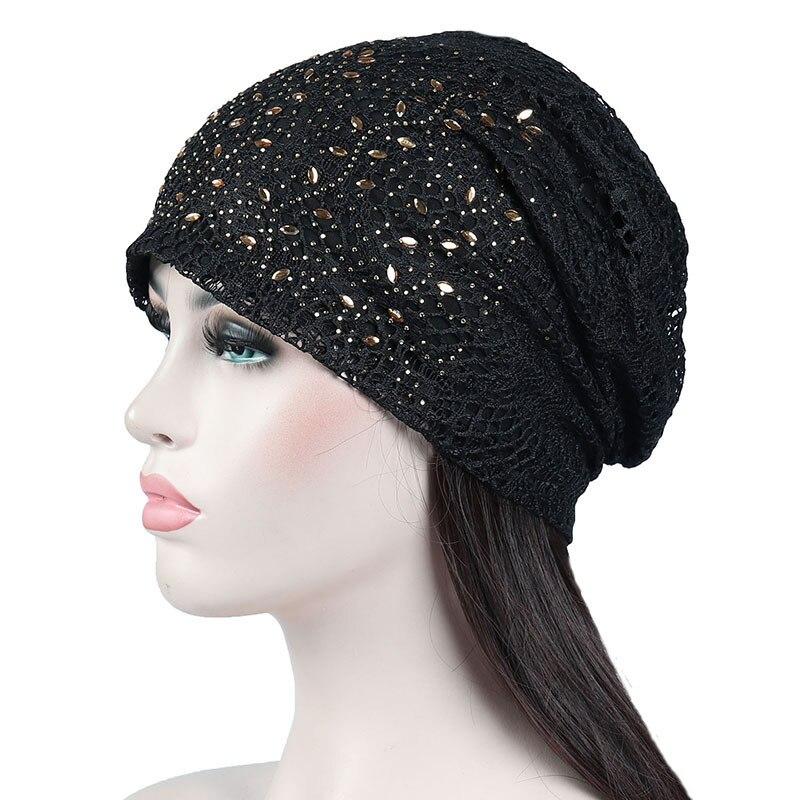 Новинка, летняя Осенняя шапка-тюрбан для женщин, мягкая летняя шапка, хлопковая теплая женская шапка, дышащая шапка