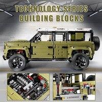 Крутейший Land Rover из лего на более чем 2500 тысячи деталей, собирается своими руками #4