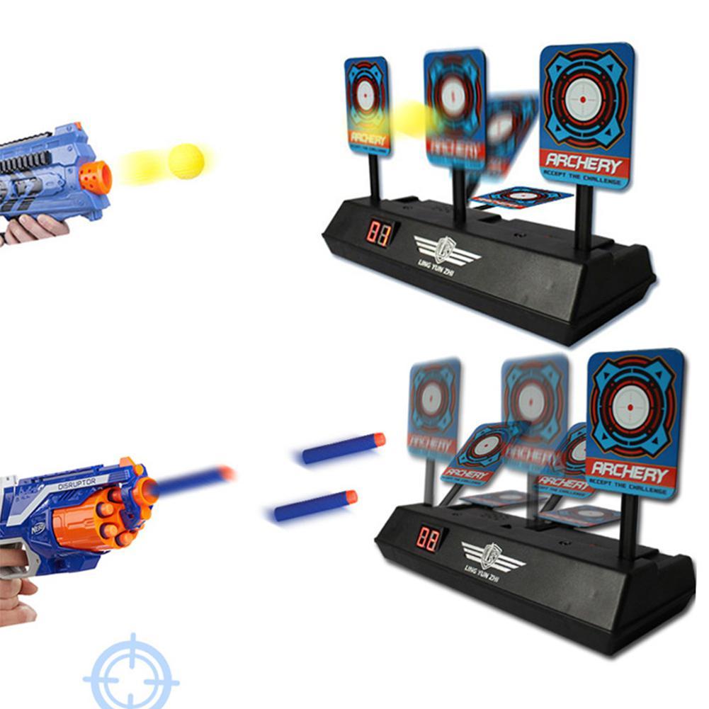 Diana de juguete de bala eléctrica para niños GloryStar (no incluye pistola de juguete o balas)
