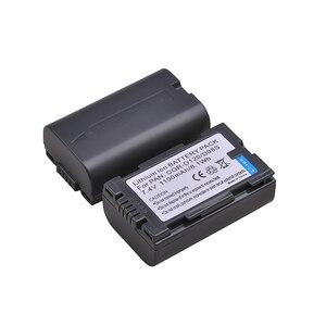 Батарея для Panasonic, батарея 1100 мАч, батарея для Panasonic, CGR, D120, CGRD120, NVDA1B, NVDA1B, с аккумулятором для CGR-D120, с зарядным устройством, с зарядным устройст...