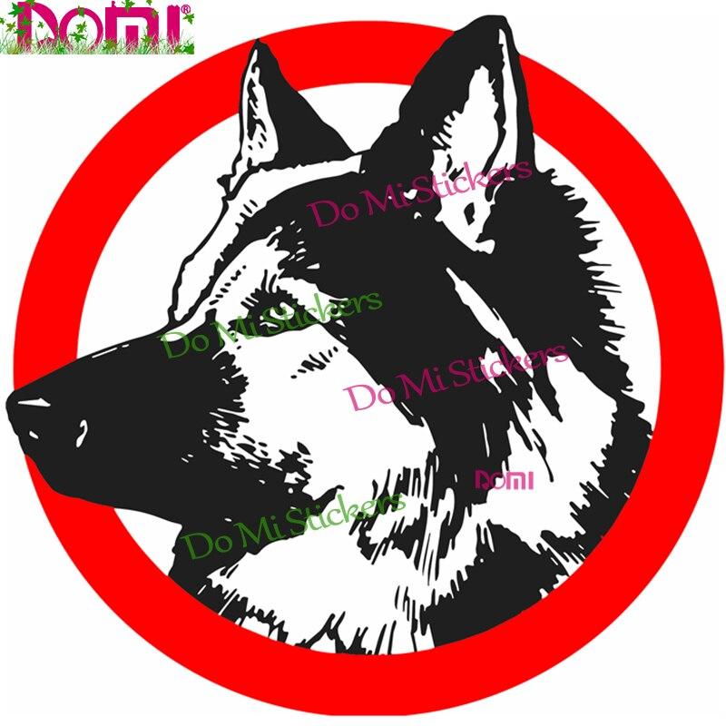 Осторожно, злобная собака! Автомобильные наклейки, наклейки, украшения для автомобиля