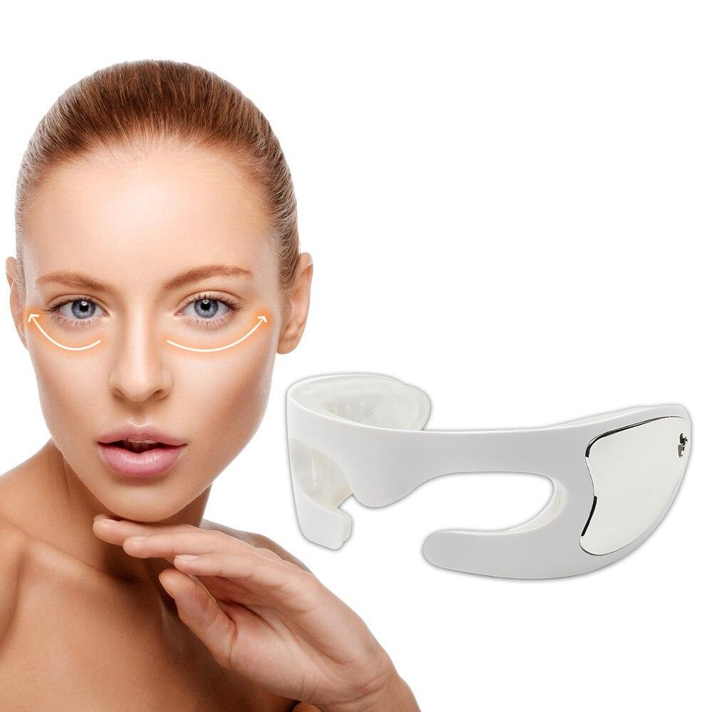 تدليك كهربائي هزاز العين مدلك نظارات ذكية المضادة للتجاعيد التدفئة العلاج تدليك الاهتزاز الألم الاسترخاء إزالة التجاعيد