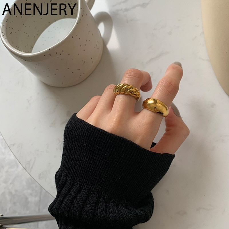 evimi-925-пробы-Серебряное-французское-толстое-Золотое-гладкое-кольцо-с-круассанами-для-женщин-светильник-кое-роскошное-Открытое-кольцо