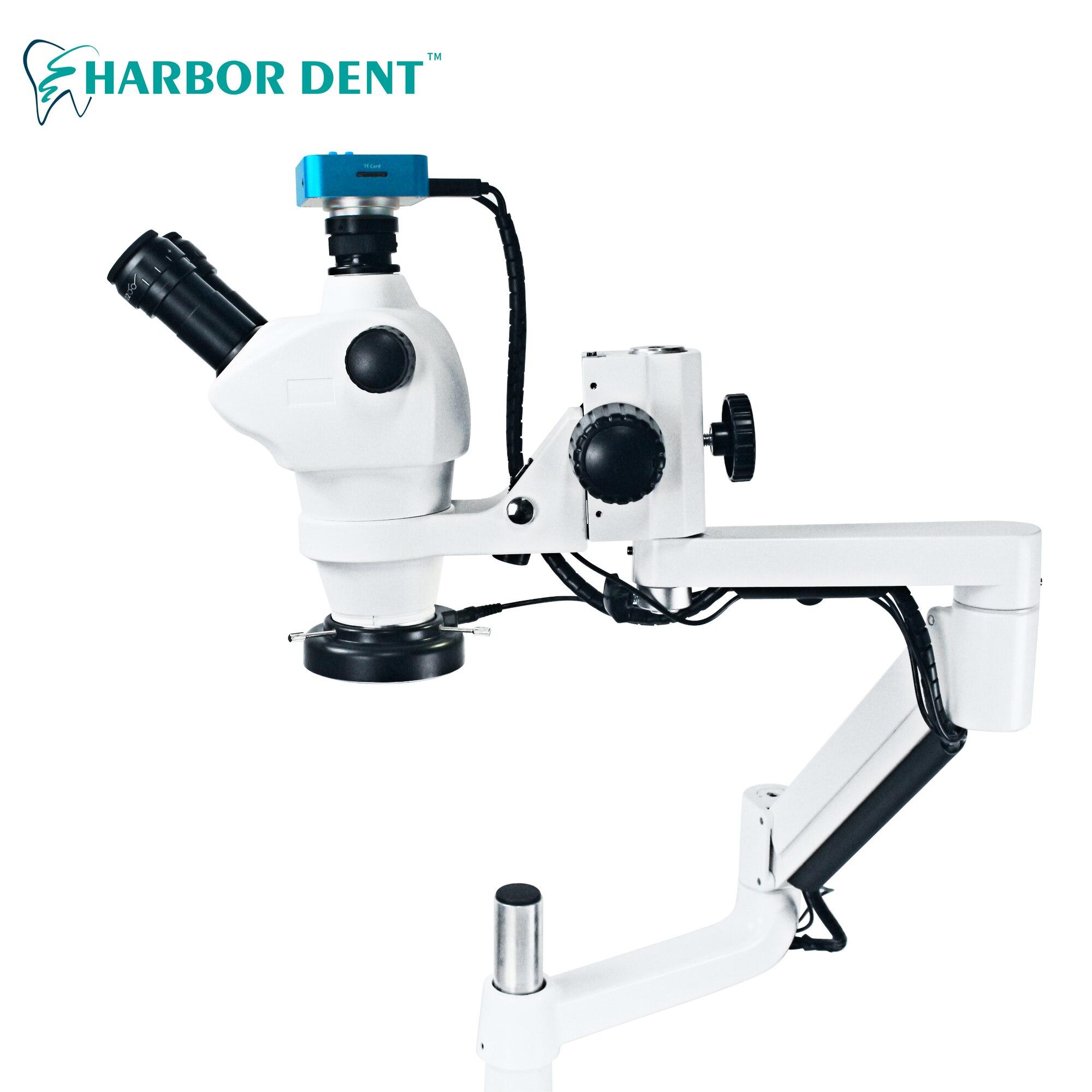5X/10X/15X/20X 1080P стоматологический операционный микроскоп Портативный хирургический микроскоп/эндонтический микроскоп с камерой масштабируем...