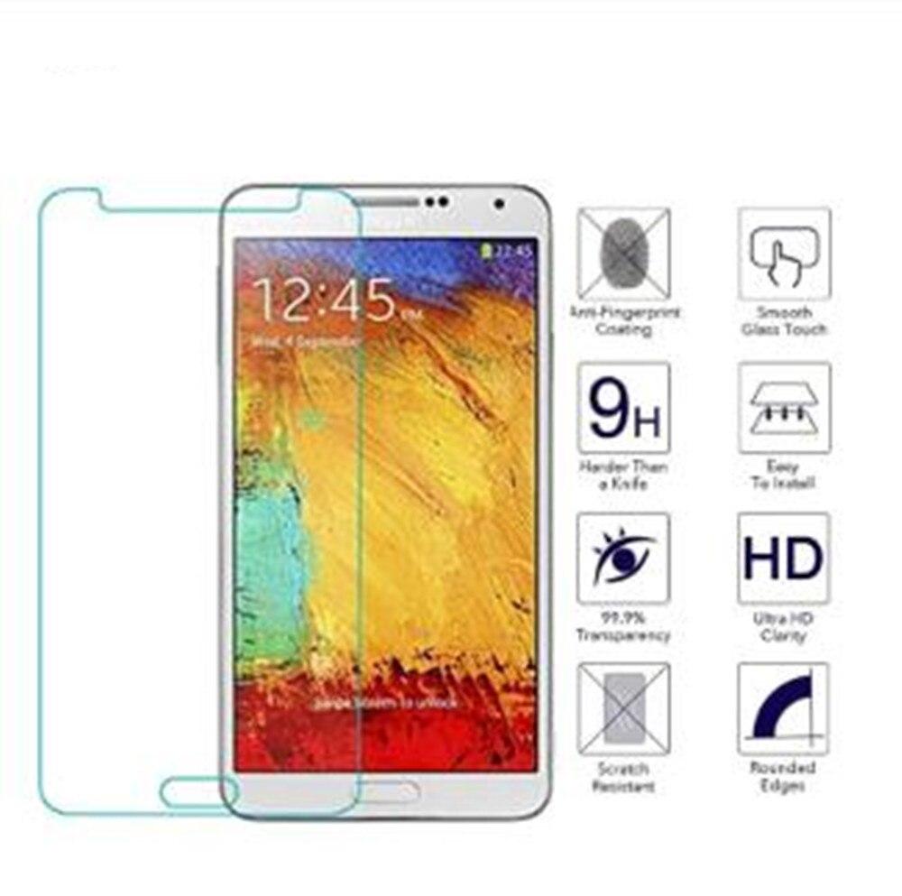 Cristal de protección de vidrio templado para Samsung Galaxy S3 S4 S5...