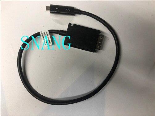 ل Orijinal ديل الصاعقة USB-C تايبي كابلو TB15 K16A حوض 5T73G 05T73G CN-05T73G tamamen اختبار edilmiş