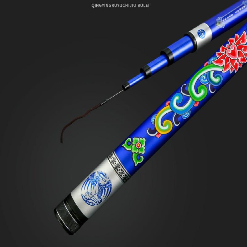 7H 8H Hard Tilapia Fishing Rod Competition Telescopic Fishing Olta Carbon 3.6m-5.7m Carp Fishing Canne De Peche Feeder Pesca enlarge