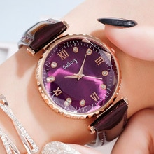 2020 Gogoey Women Watches Luxury Fashion Starry Sky Crystal Watches Women Casual Dress Watches Femal