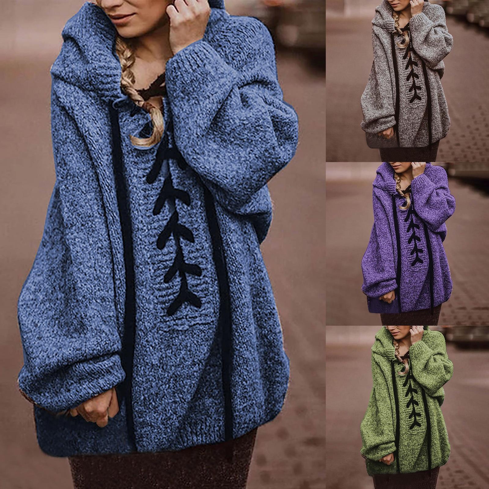 Outono inverno sexy renda hem camisola o pescoço de malha camisola solta casual nova moda magro elegante camisola plus size 5xl