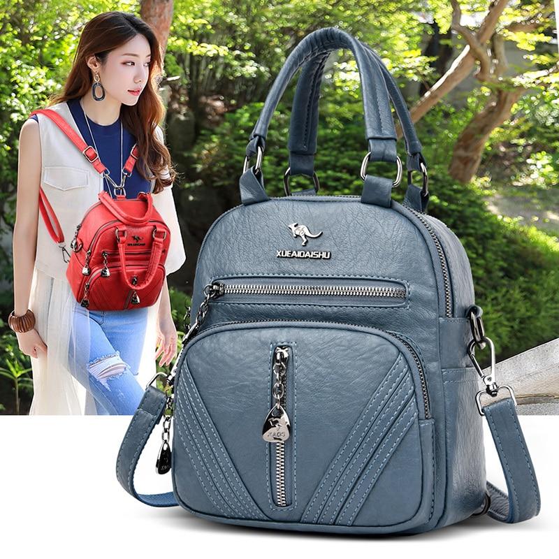 Hand Crossbody Bags for Women 2020 New High Quality Leather Women Handbag Casual Ladies Shoulder Bag Travel Tote Bag sac a main