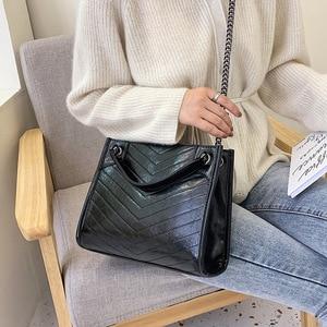 Luxury  Brand Designer Women Shoulder Crossbody Bags 2021 New Retro Leather Ladies Messenger Bags Casual Totes Female Purses