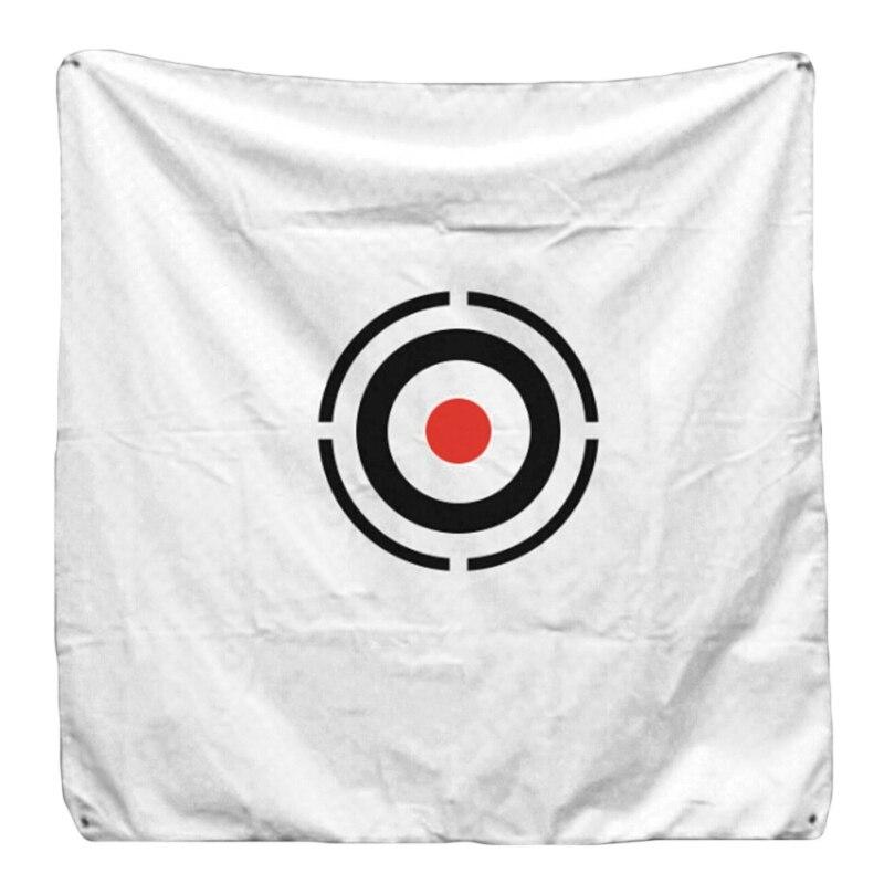 La práctica del Golf a tela objetivo tela Anti-jugar buen sonido larga vida de práctica de Golf objetivo neto tela usando huelga neto