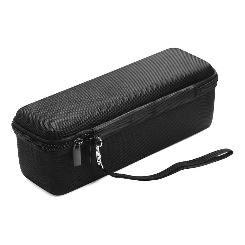 Soft Nylon Carrying Protective Cover Pouch Anti-fall Case Storage Bag for DLM3002u Bluetooth Microph