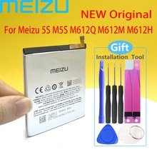 Meizu Original BA612 Battery For Meizu 5S M5S M612Q M612M Mobile Phone High Quality Battery With Tra