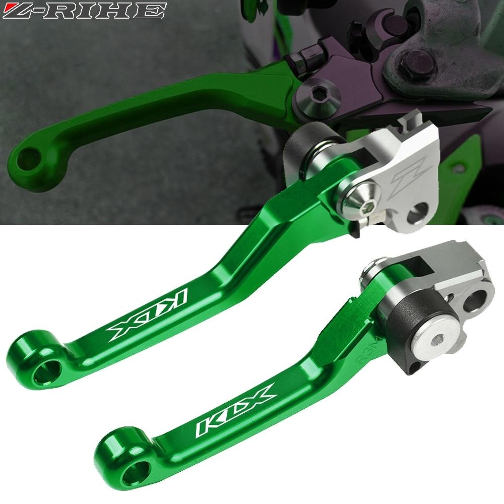 For Kawasaki KLX125/D-Tracker 125/KLX150BF/KLX150S/KLX250/KLX450R Motorcycle Pivot Brake Clutch Levers KLX 150 250 450 BF S R