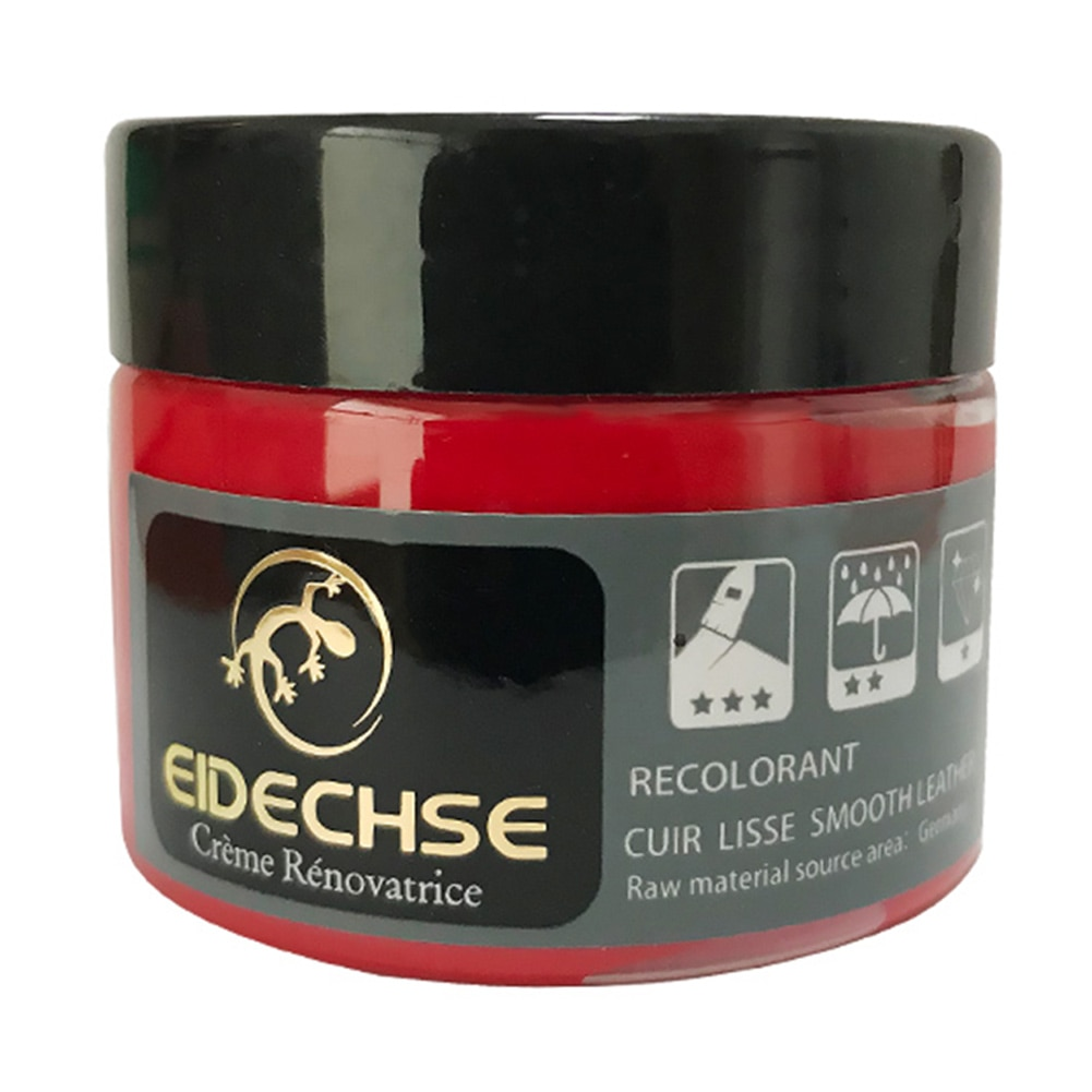 Leather Color Repair Paste Shoe Cream Leather Polishing Coloring Agent Stain Wax KSI999