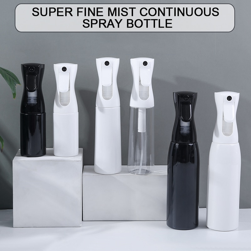 AliExpress - 200ML /300/500 ML Hairdressing Spray Bottle Empty Bottle Refillable Mist Bottle Salon Barber Hair Tools Water Sprayer Care Tools