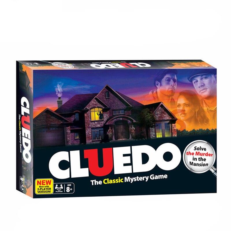 Giradiscos de dados clásicos para niños, Cluedo, Pictureka juvenil, Discover The Secrets,...
