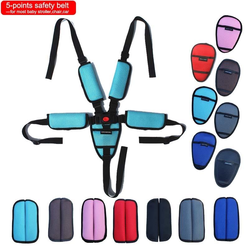 Safety belt  For baby stroller Baby dinner chair Bebe accessores Universal For yoya plus Yoyo babyzen Yoya Babyyoya stroller,etc