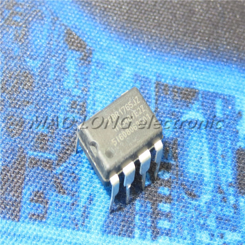 10PCS/LOT ICE3BR1765JZ 3BR1765JZ DIP-7 LCD power management chip New In Stock Original Quality 100%