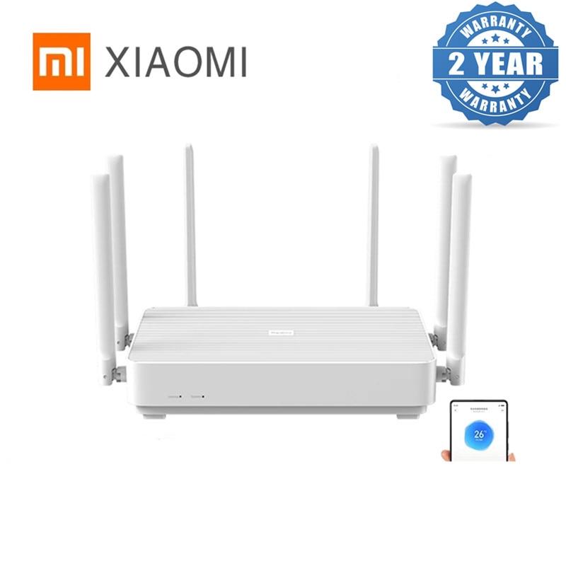 Xiaomi Redmi AX6 لاسلكي 5G المزدوج-تردد 512MB OFDMA 6 الهوائيات مكرر PPPOE جديد 2976 ميغابت في الثانية شبكة WIFI 6 2.4G VPN