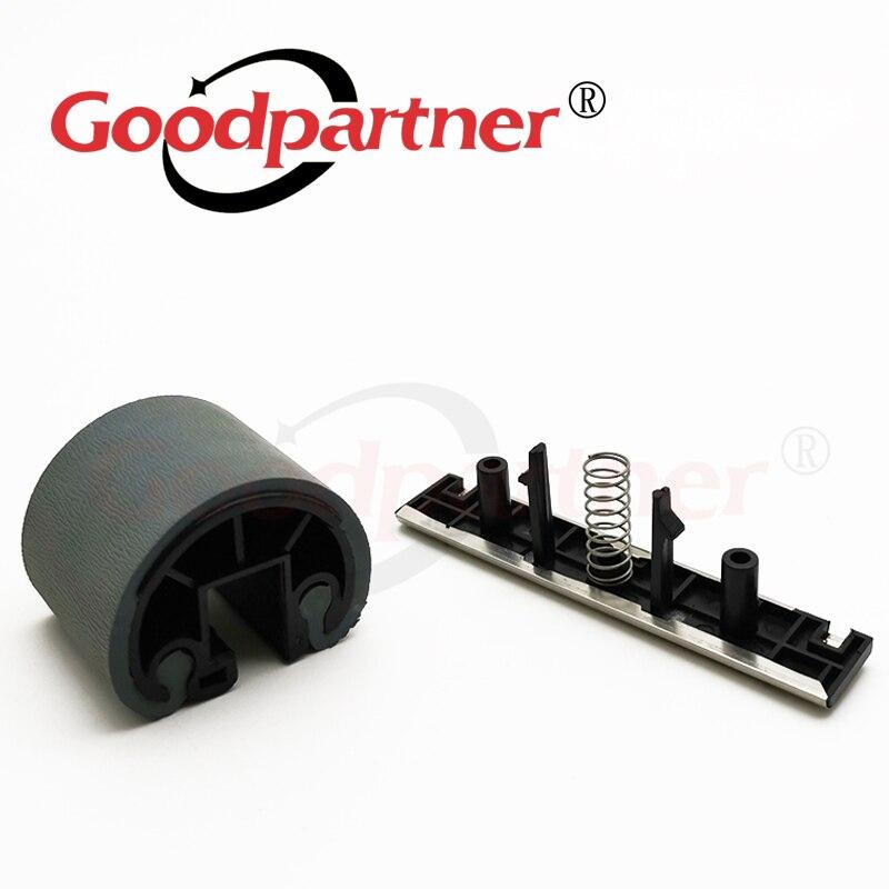 1X RB2-1821-000 RB2-1821 RB2-1801 RG9-1485 RF5-2856 лоток 2 разделительные колодки Пикап ролик для HP LaserJet 5000 5100
