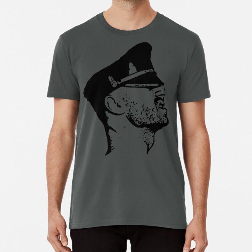 La Grrr colección Mikesbliss T camisa de cuero de Papi Gay sinvergüenza Mikesbliss Lgbt Lgbtq orgullo Dom superior