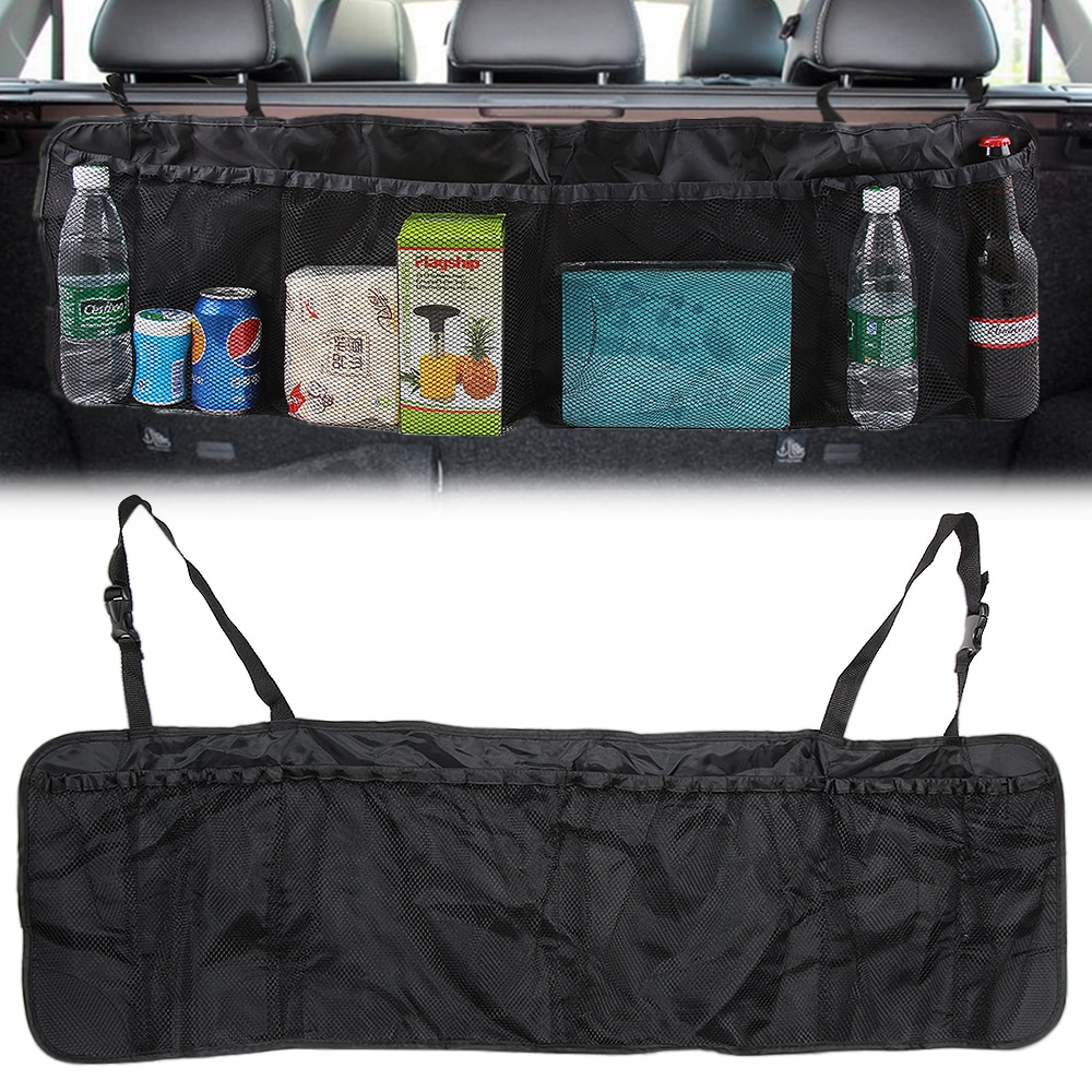 Organizador de maletero de coche asiento trasero bolsa para honda accord 2003-2007 bmw m4 insignia opel astra h vw golf 7 bmw x5 e90 e60 e87 e30