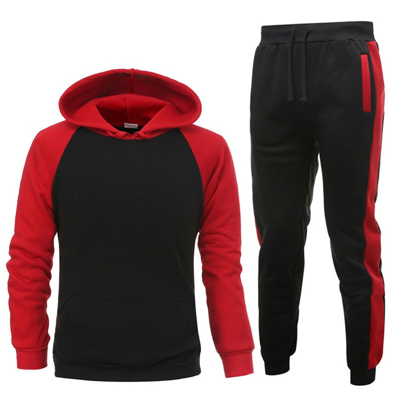 Брендовая мужская спортивная одежда, толстовка, брюки, модная спортивная одежда для бега, спортивная одежда 2022, одежда, брюки из двух частей