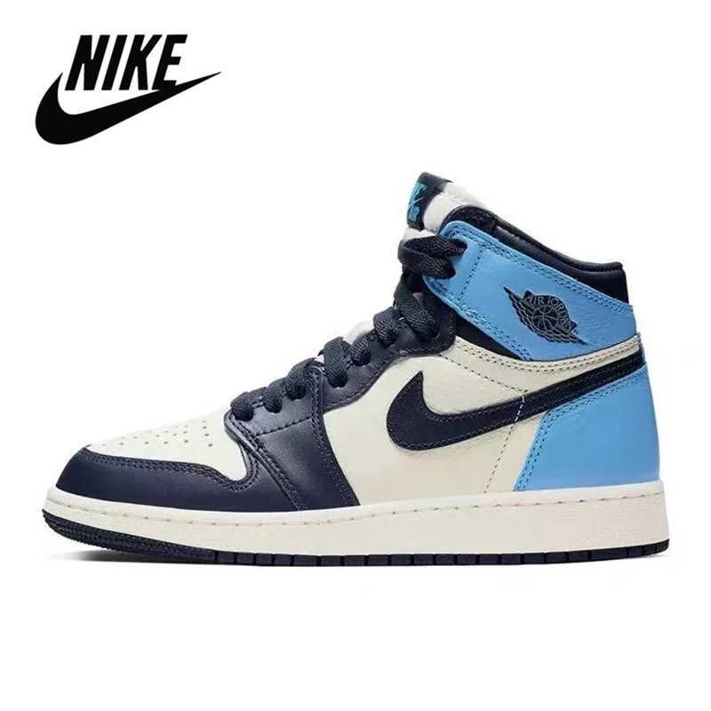 Cesta de hombre zapatillas de deporte Nike Air Jordan Retro de AJ...