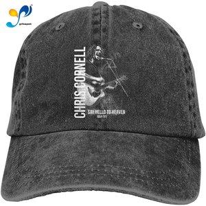 Rip Chris Cornell Cowboy Cap Baseball Hat Casquette Headgear