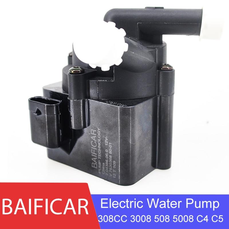 Baificar marca Turbo bomba de agua electrónica sin soporte 9806790880 para Citroen C4 C5 Peugeot 308, 508, 5008, 1,6 THP BMW mini